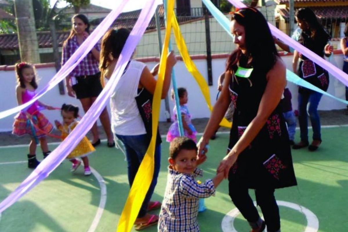 Baião das Olimpíadas revela resultados positivos obtidos pela Rede Cruzada