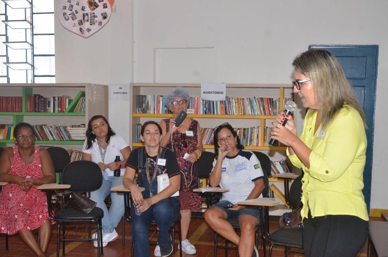 Prestigiando Mulheres de Garra – Unidade Casa de Leylá