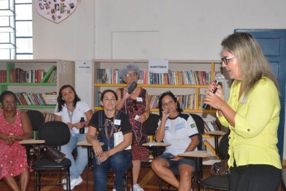 Mulheres de Garra: evento de troca e cultura