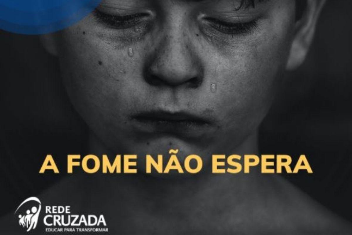 Campanha SOS Famílias: faça a sua doação e nos ajude a combater a fome
