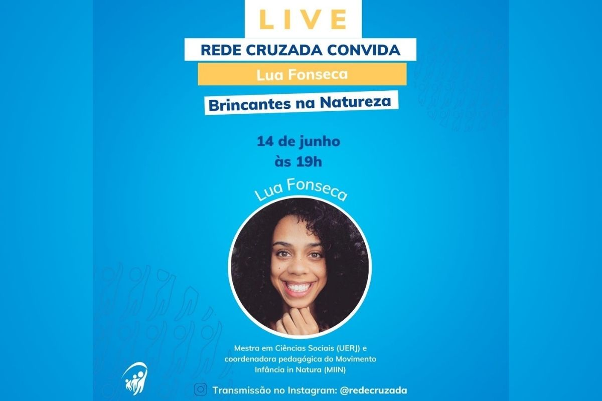 Live com Lua Fonseca, Mestra em Ciências Sociais