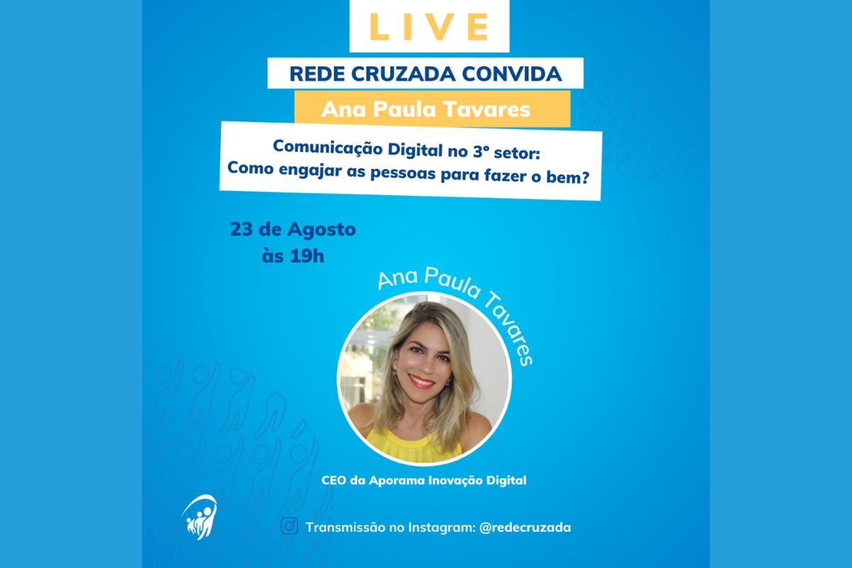 Live com Ana Paula Tavares